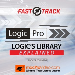 FastTrack™ For Logic Pro's Library