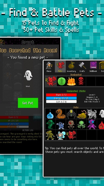 Adventure To Fate : Quest To The Future JRPG screenshot-4