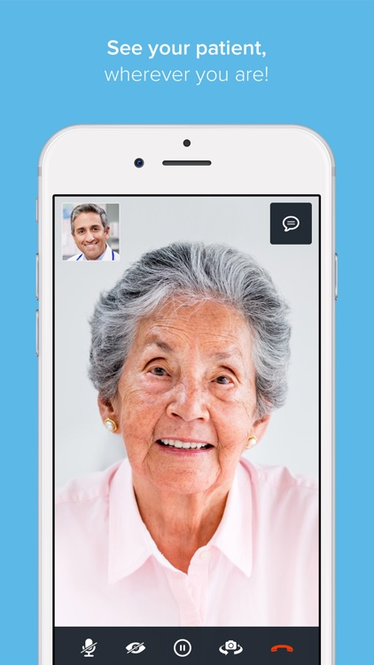 Doxy.me - Simple and Secure Telemedicine App