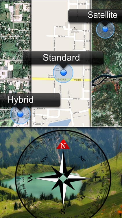 Compass 54 Pro screenshot-3