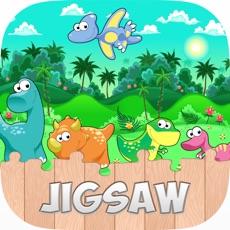 Activities of Dino Dinosaur Jigsaw Puzzle Box for children