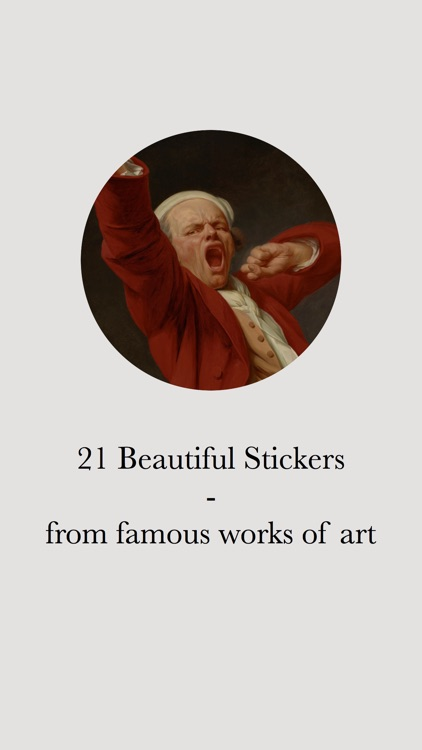 Art Stickers - Pack 3