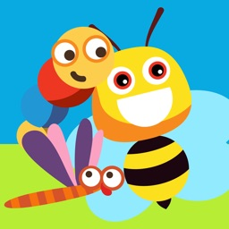 Toddlers Insects Premium - Kids Learn First Words