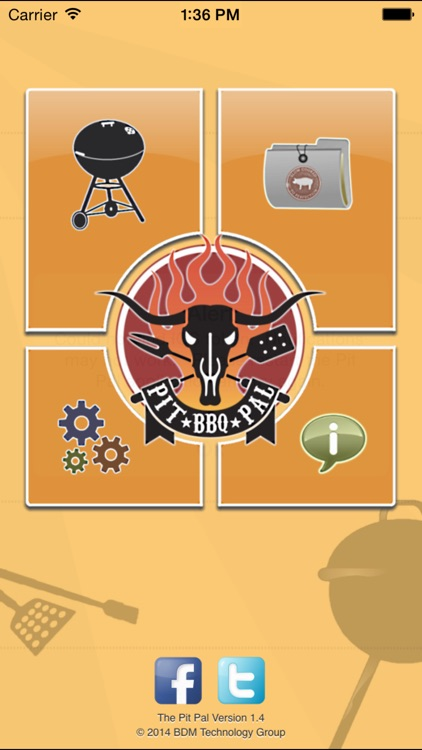 The Pit Pal BBQ App screenshot-0