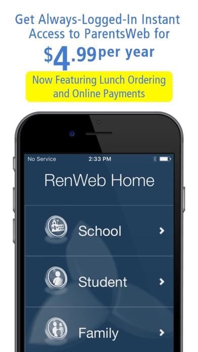 Renweb Home review screenshots