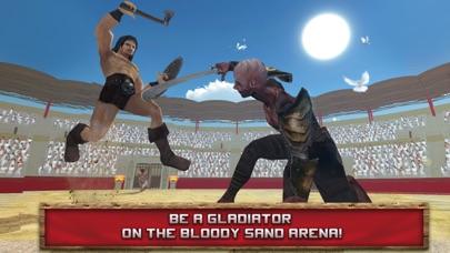 Immortal Gladiator Fighting Arena 3D Full screenshot one