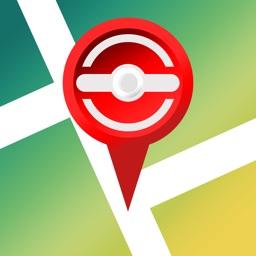 Go MAP!情報交換BBSチャット for Pokémon GO