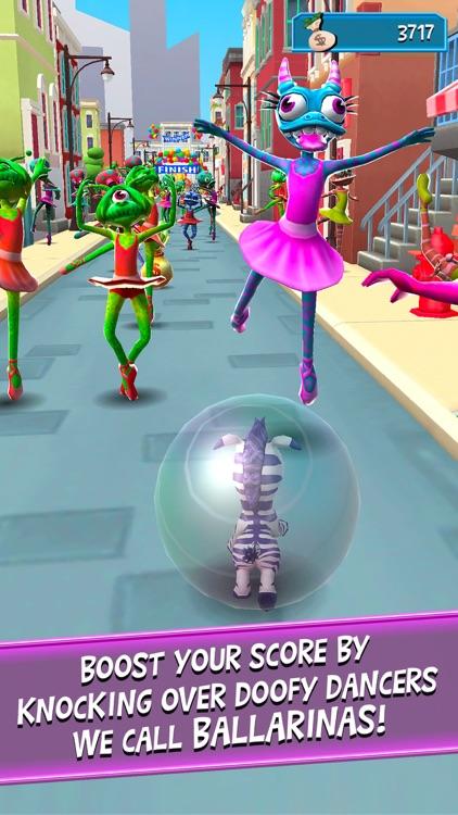 Ballarina - a GAME SHAKERS App