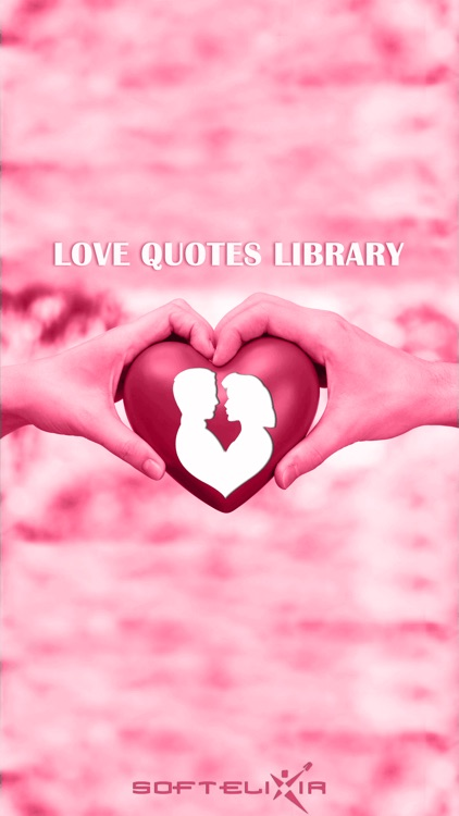 Love Quotes Library screenshot-0