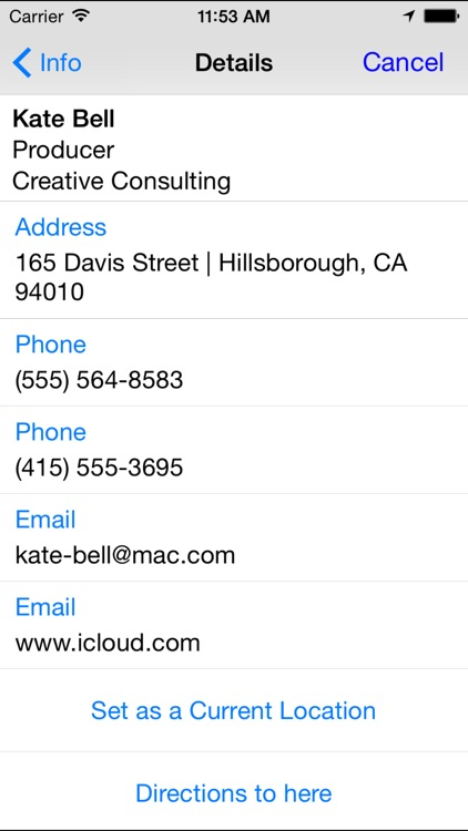 iMap 5.0 screenshot-3