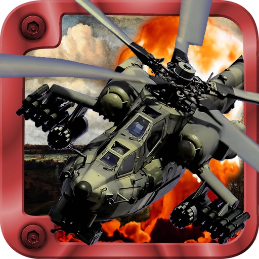 Helicopter Infinite Combat Flight - Explosions In The Sky icon