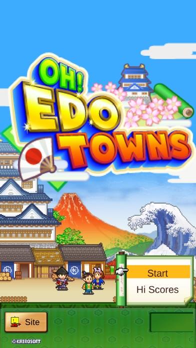 Oh! Edo Towns screenshot1