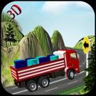 Cargo Truck Driver Simulator 2017 icon