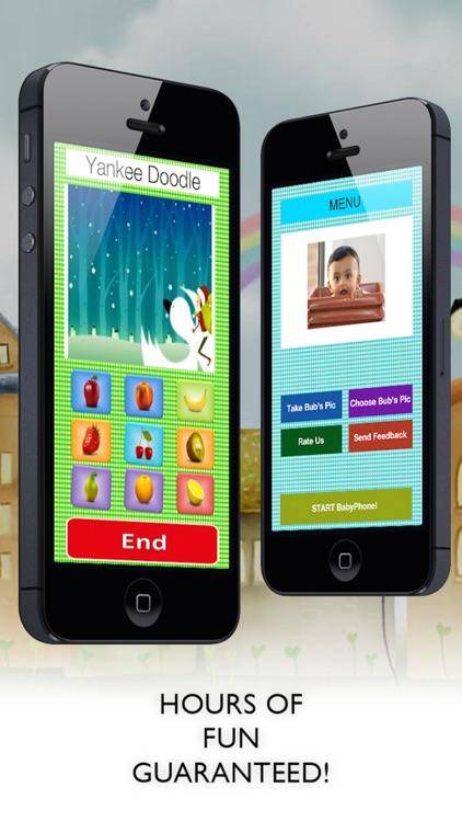 Baby Phone Games - Dial n Play screenshot-3
