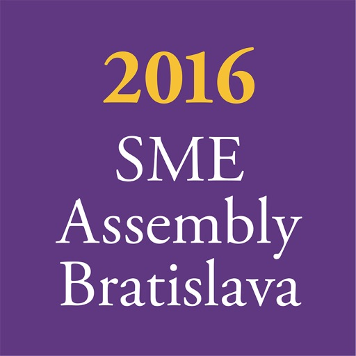 SME Assembly 2016