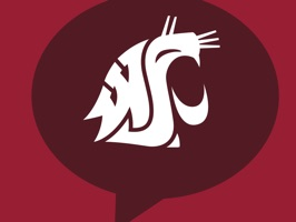 Coug Stickers is the fun, brand new way to express yourself, by showing off your Cougar Pride