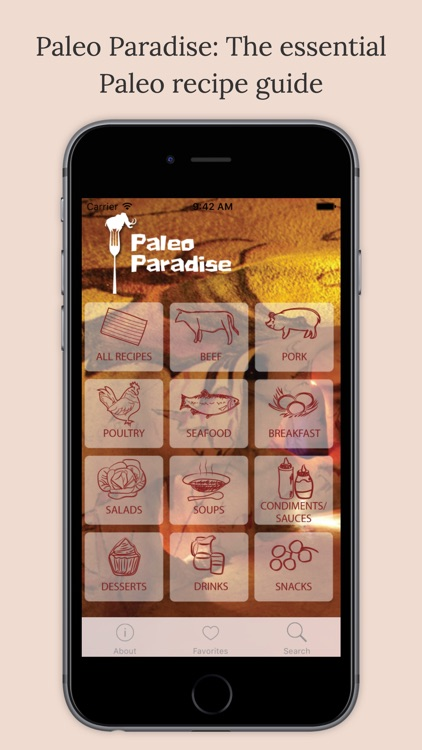 Paleo Paradise screenshot-0