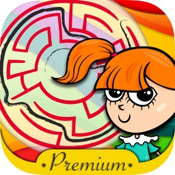 Mazes for girls – escape game to find the exit PRO