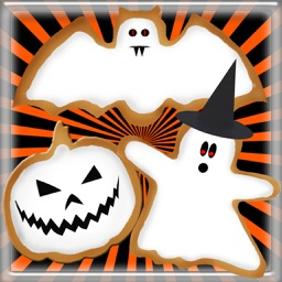 Spooky Cookie Maker Halloween Games for Kid & Girl