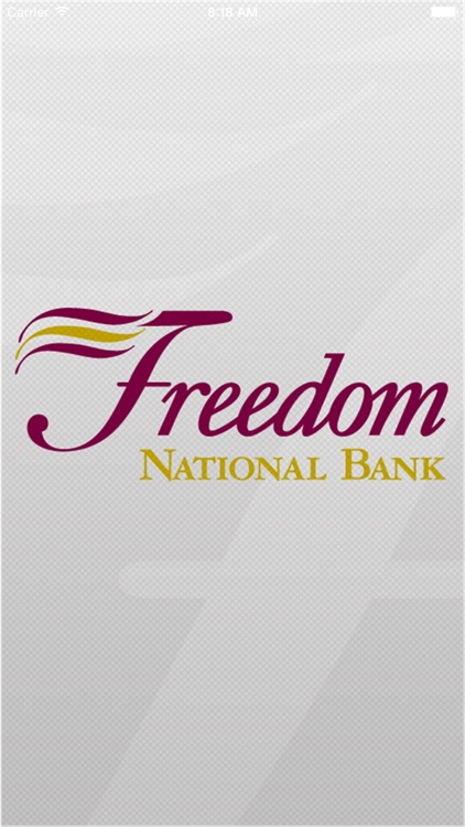 Freedom National Bank Mobile Banking