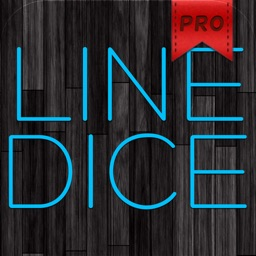 Line Dice Pro - Skate Flat, Ledges Or Mannies With Lines