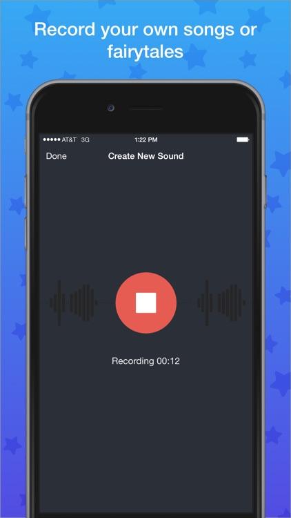 Baby Dreambox - sleep sounds screenshot-3
