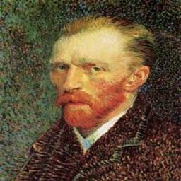 Van Gogh - Art & Letters for Smartwatch