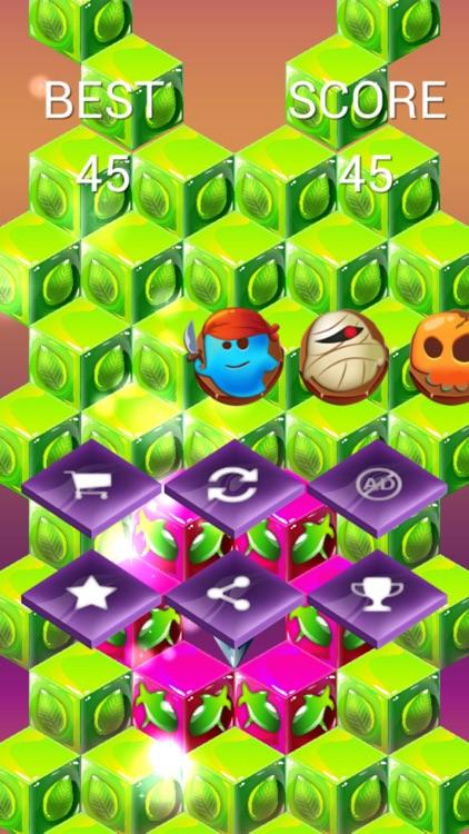 Halloween Downfall - Addicting Time Killer Game screenshot-4