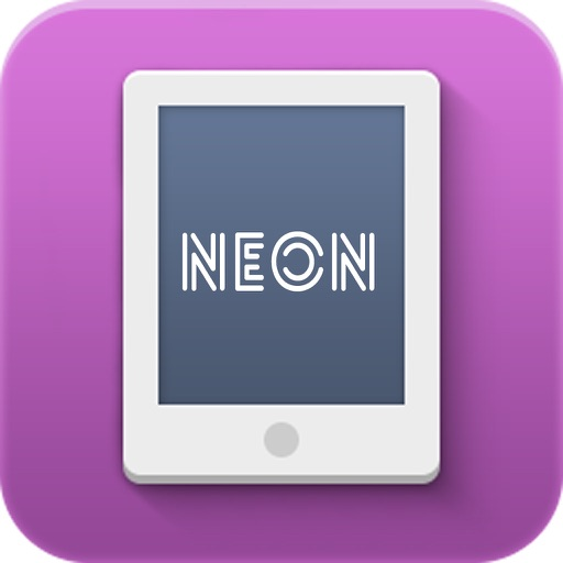 Neon Wallpapers by iPocket Apps