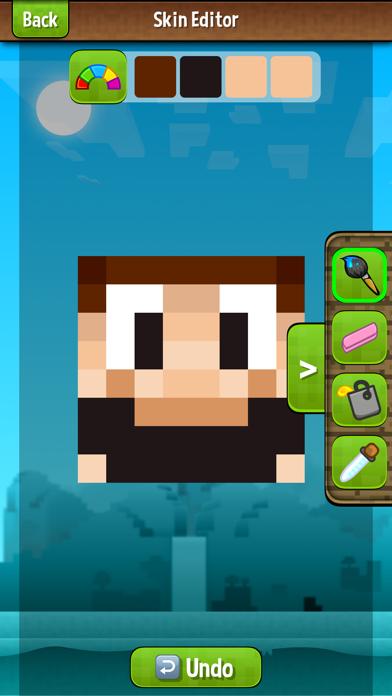 Skin Creator For Minecraft Free | Minecraft Skins - by DV Kidz