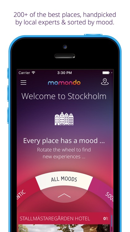Stockholm travel guide & map - momondo places