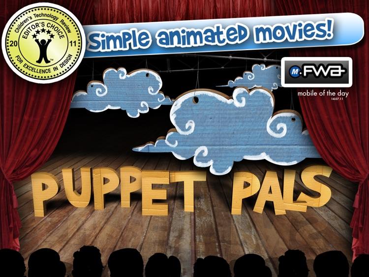 Puppet Pals HD Director's Pass screenshot-0