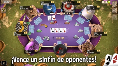 Descargar Governor of Poker 2 - Offline para Android