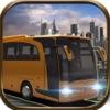 现代化的城市公交车司机3D:免费模拟游戏