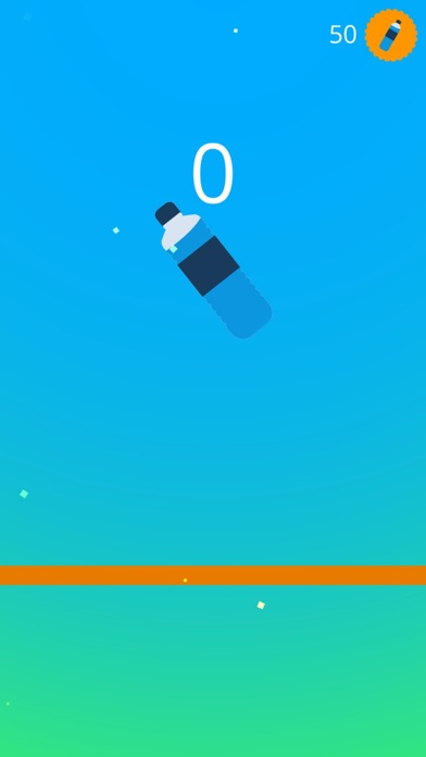 Bottle Flippy Extremely Hard screenshot two