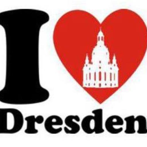 I love Dresden
