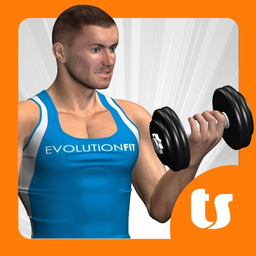 EvolutionFit Club application logo