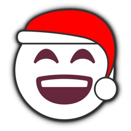 Christmas Emoji • Stickers for iMessage