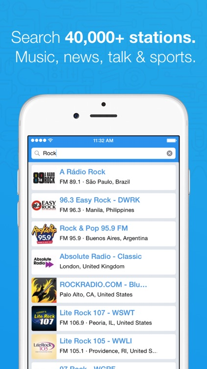 Simple Radio - Live AM & FM Radio Stations