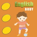 Body parts : Learn english vocabulary sound & thai translator icon