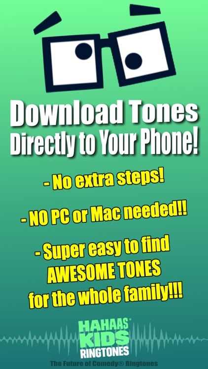 Kids Ringtones - Comedy Ringtones (Free Tones) screenshot-0