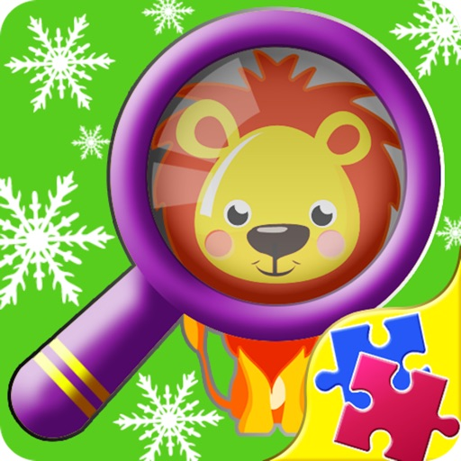 Play Peek A Boo - Toddler Treasure HD Lite