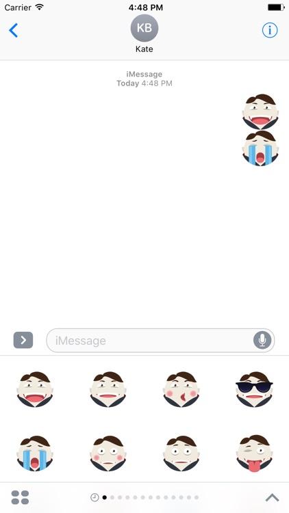 HallowEmojis - Halloween Emojis & Stickers screenshot-4