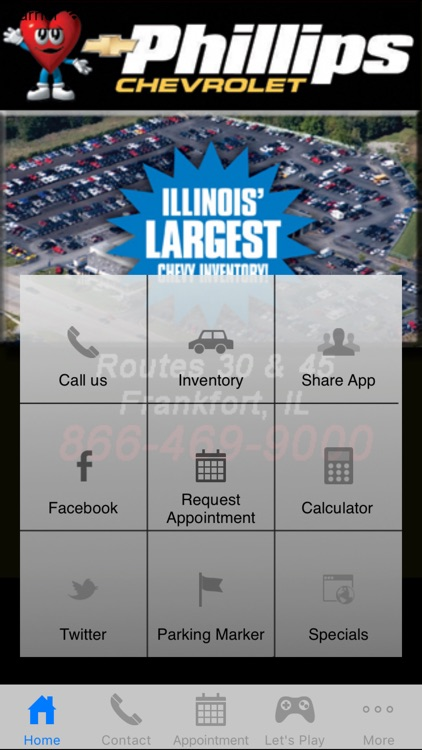 Phillips Chevrolet Illinois Of Frankfort IL