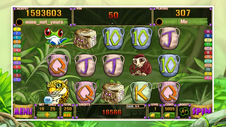 Slots Gone Wild Fun screenshot-0
