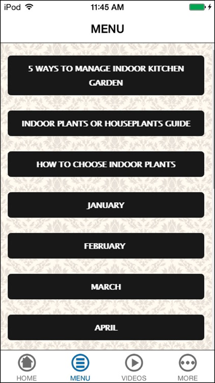 Learn Indoor Gardening for Every Month of The Year screenshot-4