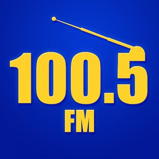 WQSW 100.5 FM Radio Icon