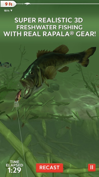 Rapala Fishing - Daily Catch screenshot-0