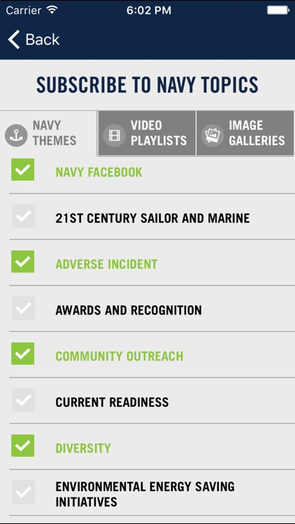 The Official U.S. Navy App screenshot-4