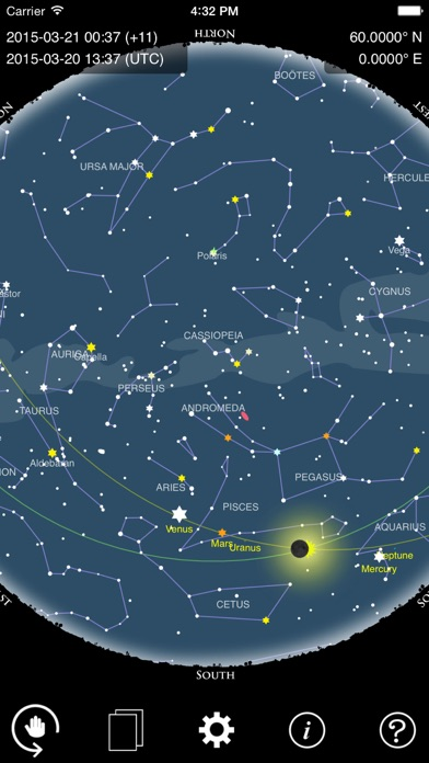 Star Disc Planisphereのおすすめ画像5